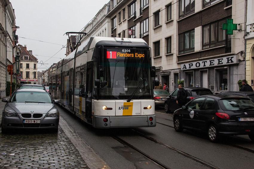 mobiliteitsplan gent, gent mobieliteit, fietsers in gent