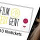 Film Fest Gent, het grootste filmfeest van het jaar. Beleef de ontdekkingstocht tussen meer dan 130 films op Speakers Corner!